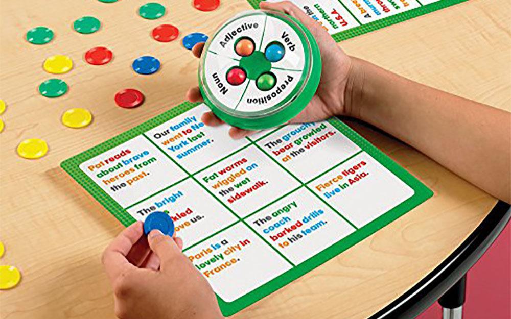 Игры для изучения грамматики